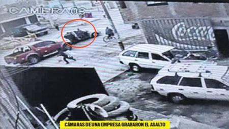 asalto en Huaral