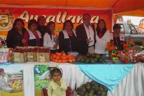 Festival agropecuario y artesanal en Huando será hasta el domingo