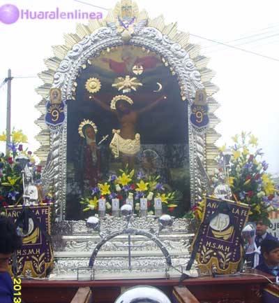 Seguridad al acudir a la procesión del Señor de los Milagros