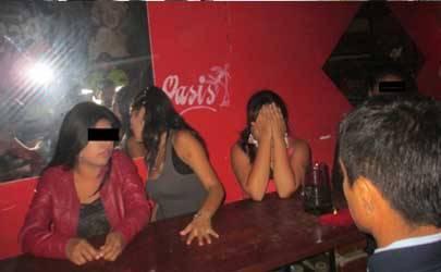 americano prostitucion en lima peru