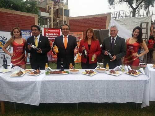 """En la ciudad de Lima se realizó el lanzamiento de Festival del """"Chancho Al Palo"""""""