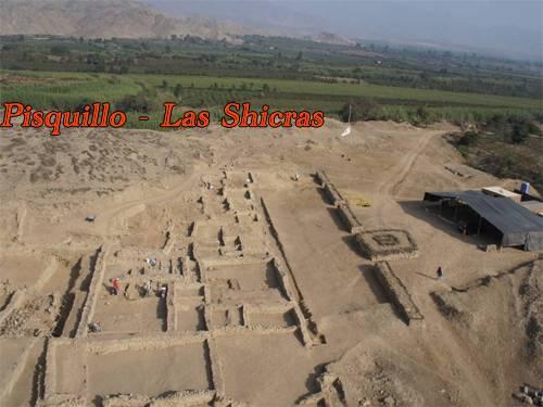 """Centro arqueológico """"Shicras"""" en Palpa cumplirá 6 años de investigación."""