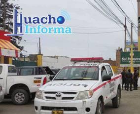 asalto huacho