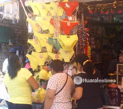 Prendas amarillas Huaral