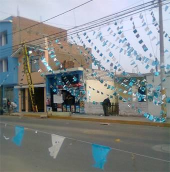 fiesta Huando