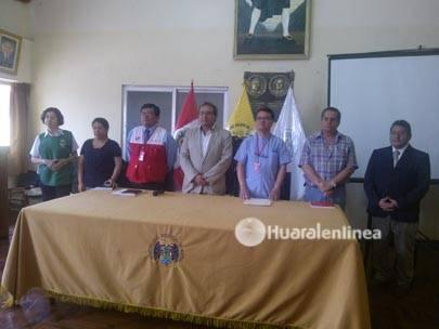 Comité Multisectorial de Salud Huaral