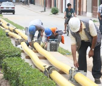 gas natural huaral chancay