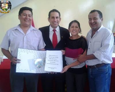 Alcalde  de Aucallama