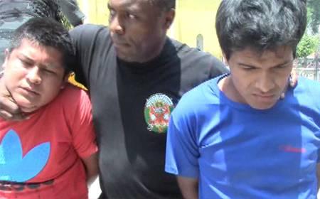 VÍDEO: PNP  captura  a otra banda de delincuentes en Huaral