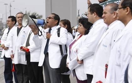 Trabajadores del sector Salud reanudan este jueves huelga indefinida