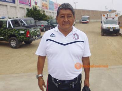 Jesús Montesinos será el vicepresidente de Tomás Acha en la ADFP-SD