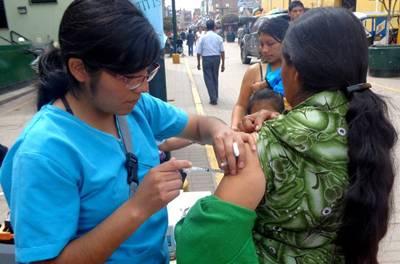 Semana de Vacunación en las Américas 2014