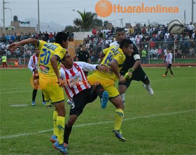VIDEO: Unión Huaral empató 1-1 ante Comerciantes Unidos