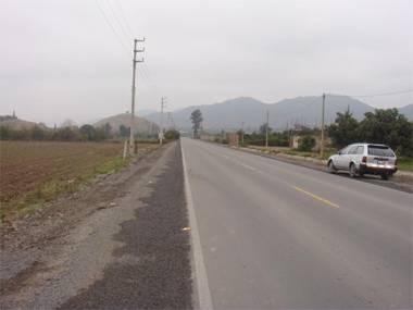 carretera Fujimori