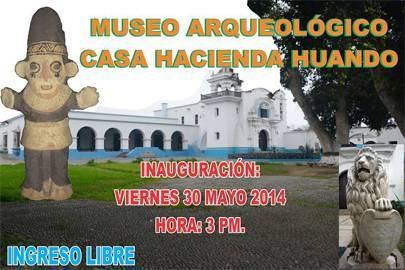 ex casa hacienda Huando