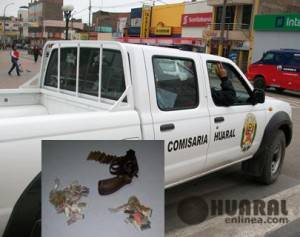 policia huaral
