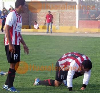 Unión Huaral perdió frente al Deportivo Coopsol por 2 a 1