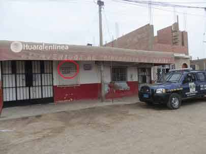 bar clausurado huaral