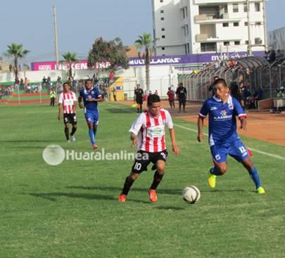 El Unión Huaral jugará nuevamente como local este domingo.