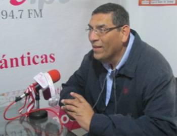Andrés Tello: Pediré apoyo a técnicos de cada movimiento para construir lo que requiere la región