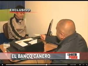El Banco canero