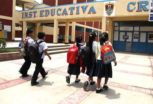 Según el Minedu año escolar 2015 comenzará el 9 de marzo.