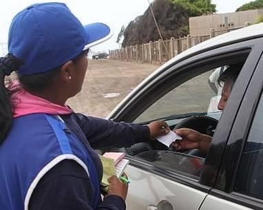 Playas de Chancay figuran con autorización para cobrar por estacionamiento según Indecopi