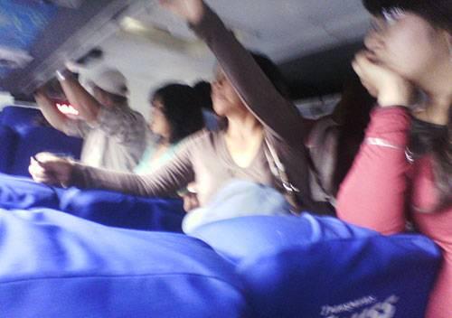 Pasajeros se quejaron porque Z Buss hizo dos transbordos camino a Lima.