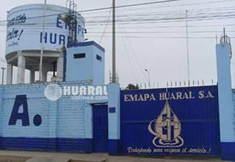 Emapa informa corte del servicio de agua en diversos sectores de Huaral.