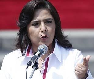 Por mayoría el Congreso censuró a Presidenta del Consejo de Ministros Ana Jara