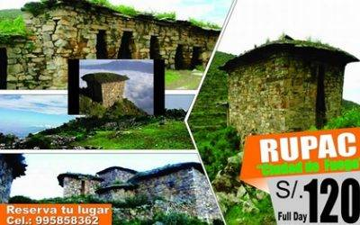 """Rupac el """"Machu Picchu Limeño"""" te espera todo el año"""