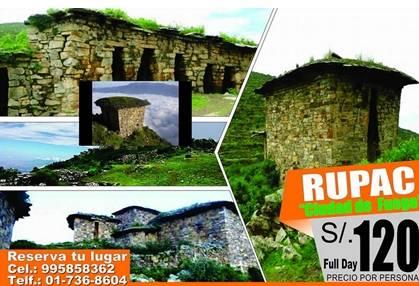 """Rupac el """"Machu Picchu Limeño"""" te espera todo el año huaralenlinea.com"""