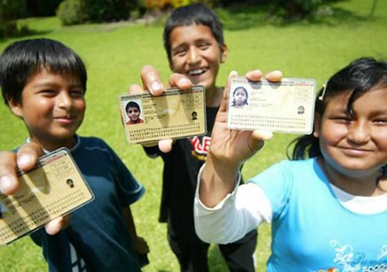 Realizarán campaña de DNI gratuito para niños y adultos en el distrito de Chancay.