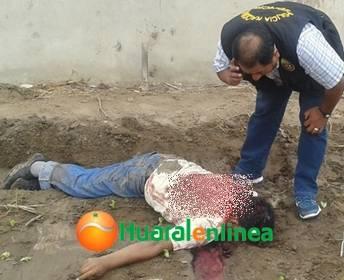 de bala acabaron con la vida de un ex efectivo de la Policia Nacional ...