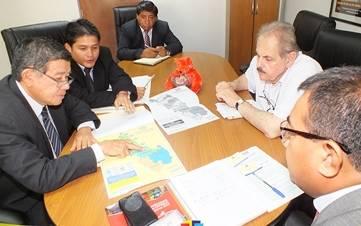 Gobernador Regional Nelson Chui expuso proyectos para corredores turísticos de la Región Lima