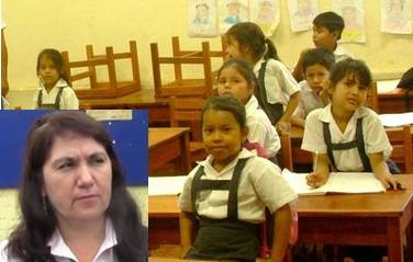 Colegios de Acos no suspendieron sus clases como lo afirmó un medio de comunicación nacional Huaralenlinea.com