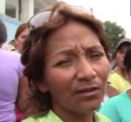 Denuncian irregular desalojo en C. P. Nuevo Amanecer Huaralenlinea.com OK