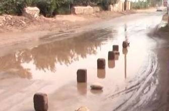 Desborde de canal de regadío en Retes provoca inundación de viviendas y carretera Huaralenlinea.com