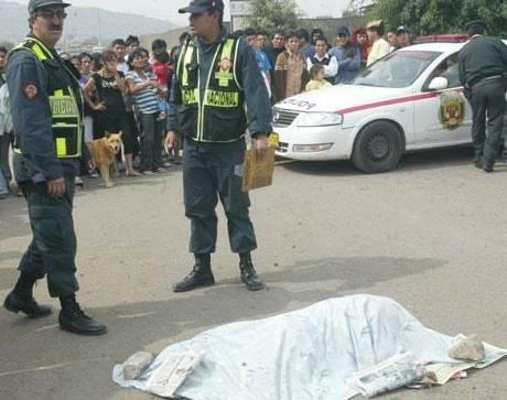 Niña de dos años pierde la vida en accidente de tránsito en chancay Huaralenlinea.com