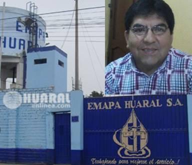 Según el Dr. Ramos Casazola no es fácil que EMAPA Huaral pase al Ministerio de Vivienda Huaralenlinea.com