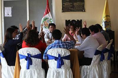 Designan a Santiago Konja como representante de la municipalidad ante Emapa Huaral