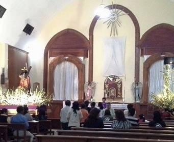 Anuncian tómbola en beneficio de la remodelación del santuario Señor de los Milagros - Huaralenlinea.com