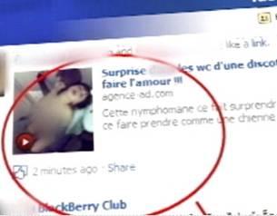 Aprende a defenderte del virus porno que ronda Facebook Huaralenlinea.com