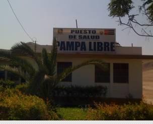 Asaltan a mano armada posta médica de Pampa Libre Huaralenlinea.com