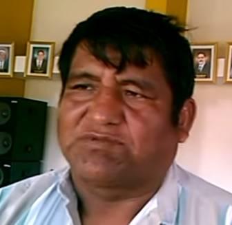 Dirigente Atanacio García Obra de agua y desagüe de AAHH Contigo Perú ya es un hecho Huaralenlinea.com