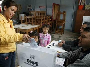 Distrito de Sumbilca elige nuevo alcalde este domingo 5 de Julio