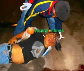 Hombre es arrojado por desconocidos en pista de ingreso a Huaral - Huaralenlinea.com