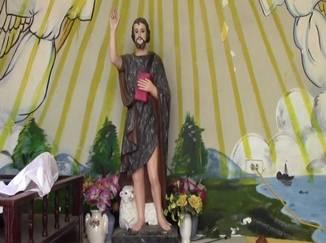 Instalan feria artesanal por fiesta patronal en homenaje a San Juan Bautista Huaralenlinea.com
