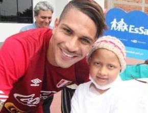 Paolo dedicará victorias peruanas en copa américa a niños con cáncer Huaralenlinea.com