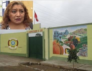 Piden clausurar construcción de grifo frente a colegio Huaralenlinea.com